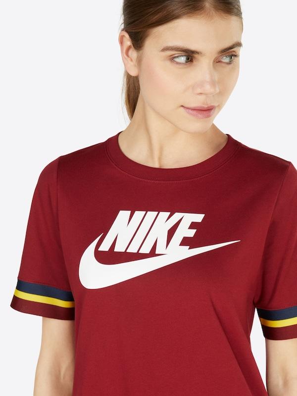 Nike Sportswear T-Shirt mit Logo-Print