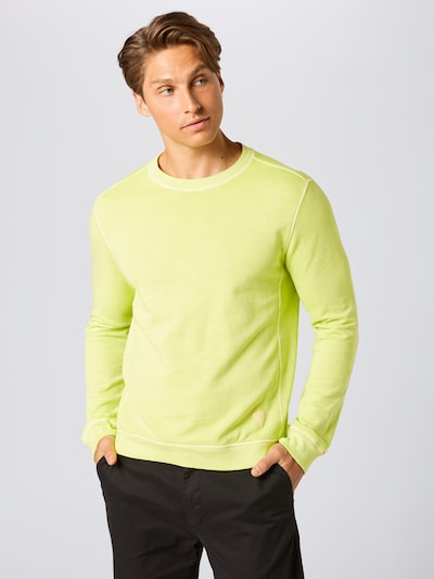 CINQUE Sweatshirt 'SVEN' in gelb, Modelansicht