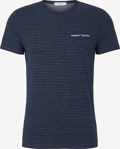 TOM TAILOR T-Shirt en bleu marine, Vue avec produit
