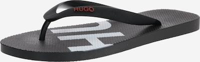 HUGO Žabky - čierna, Produkt