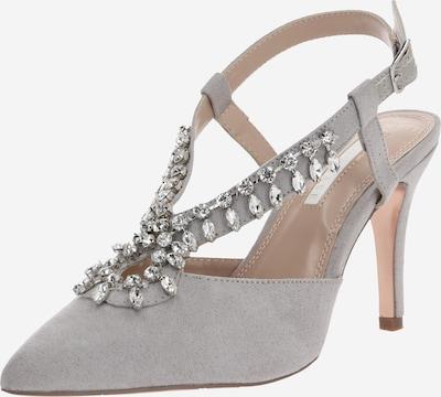 Dorothy Perkins Cipele s potpeticom i otvorenom petom 'GEMINI' u siva, Pregled proizvoda