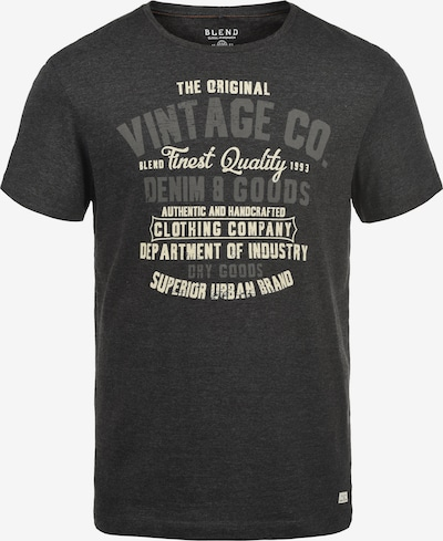 BLEND Shirt 'Vadim' in dunkelgrau, Produktansicht