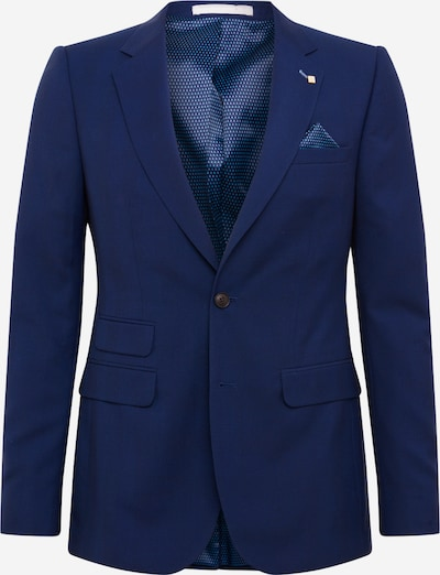 BURTON MENSWEAR LONDON Sakko '3 PIECE BLUE SELF CHECK...' in navy, Produktansicht