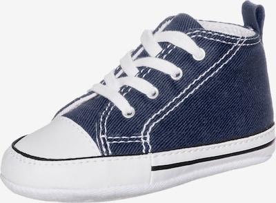 CONVERSE Sneaker 'First Star' in marine, Produktansicht