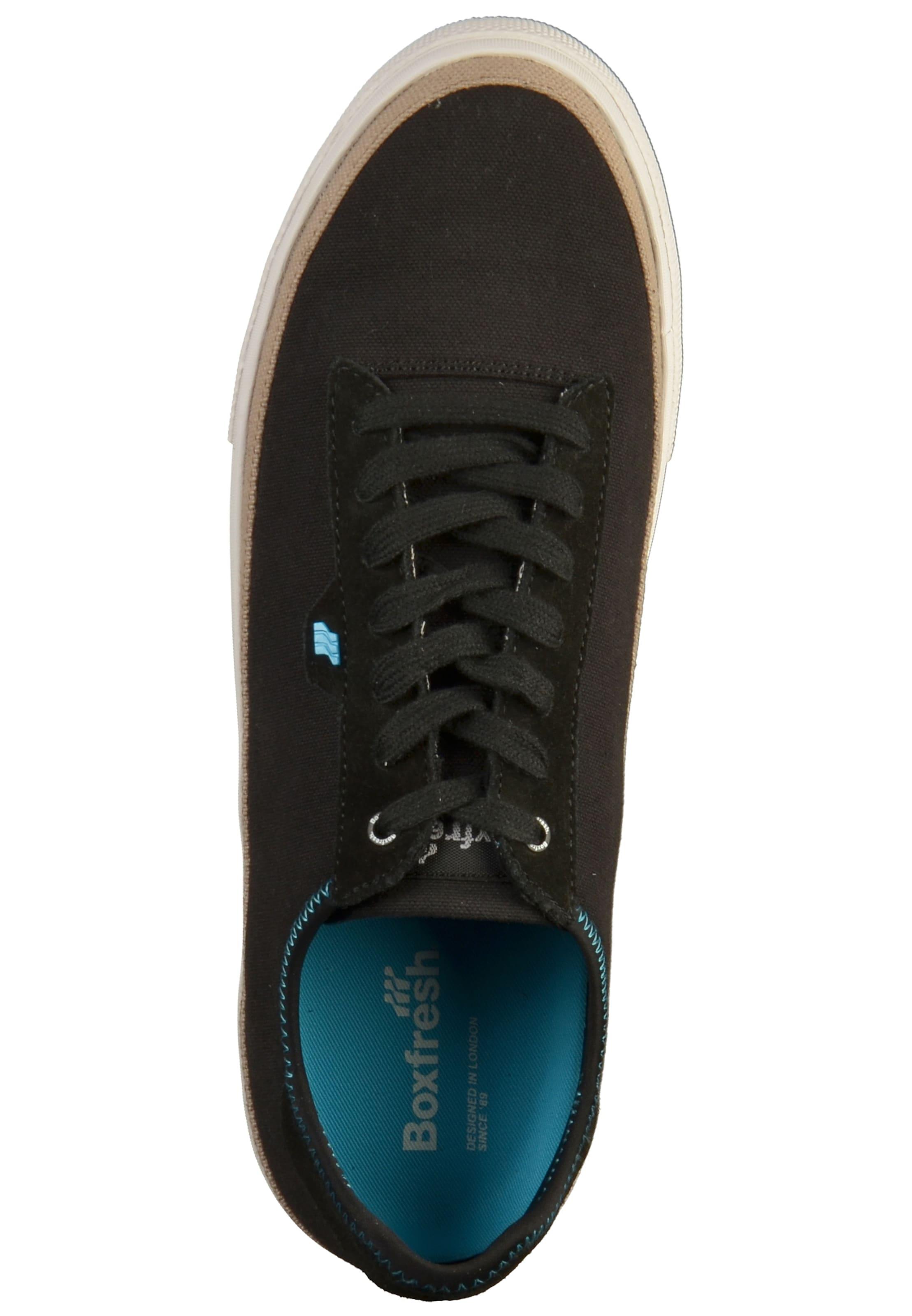 Sneaker Boxfresh 'cordvic' Boxfresh 'cordvic' In Schwarz Sneaker Sneaker 'cordvic' Boxfresh In Schwarz uZiOPkX