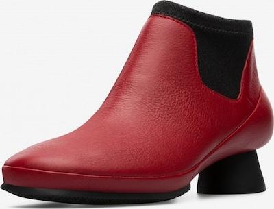 CAMPER Stiefeletten 'Alright' in rot / schwarz, Produktansicht
