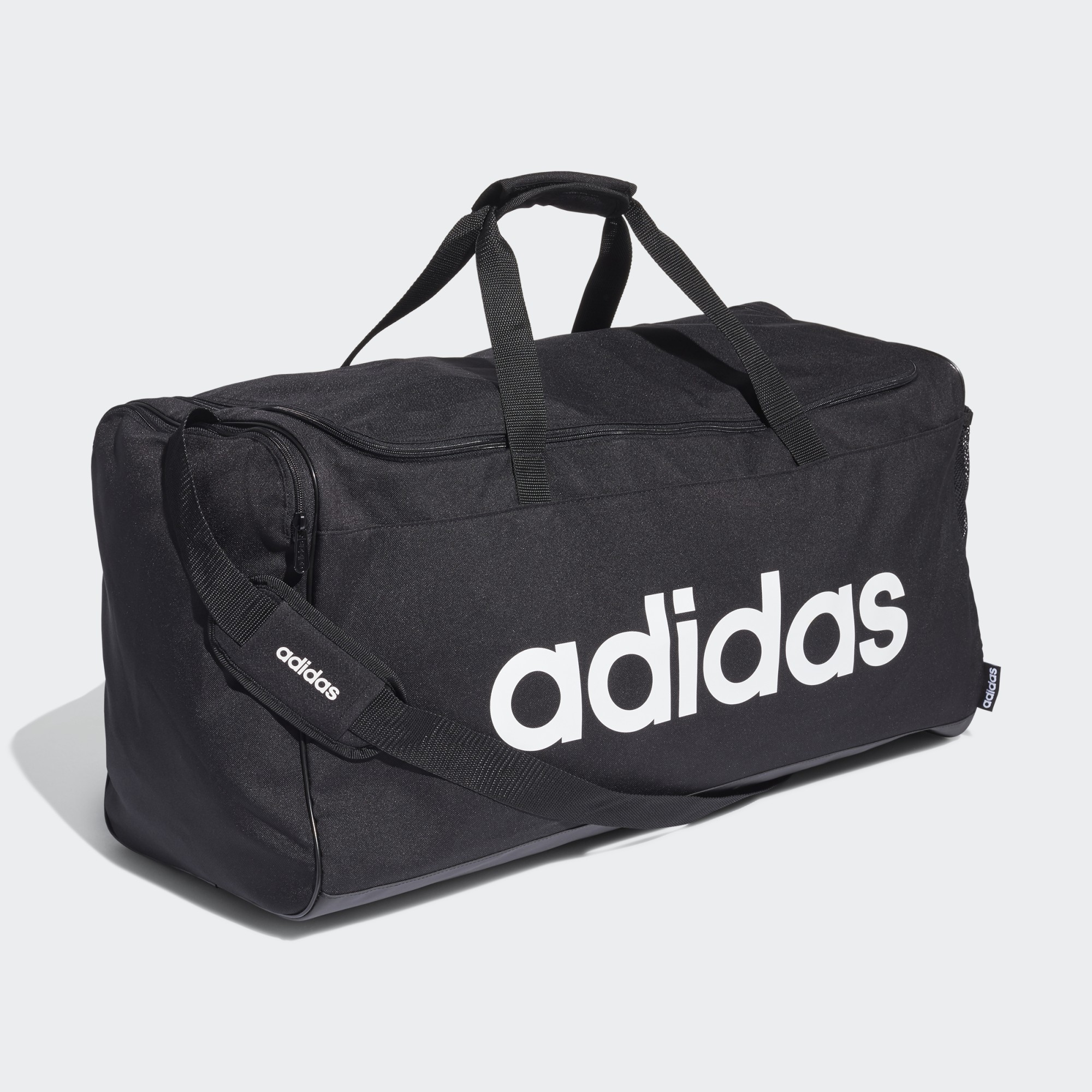 ADIDAS PERFORMANCE Sporttas in Zwart / Wit iQUUxDny