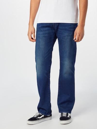 LEVI'S Jeans in de kleur Blauw denim: Vooraanzicht