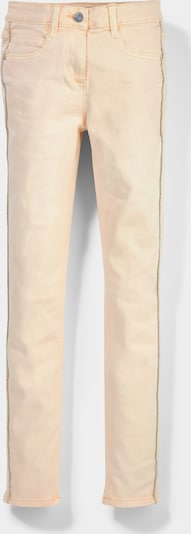 s.Oliver Twill-Hose in apricot, Produktansicht