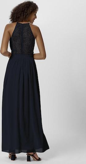 APART Večerna obleka | nočno modra barva, Prikaz izdelka