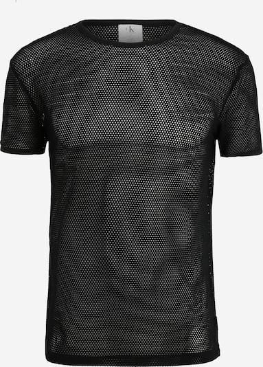 Calvin Klein Underwear Pyjama kort 'S/S CREW NECK' in de kleur Zwart, Productweergave