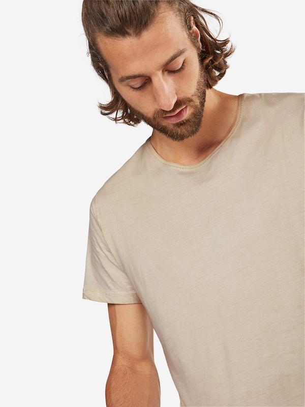Urban Classics T-Shirt 'Shaped Long Cold Dye Tee'