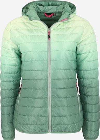 CMP Jacke in smaragd / grasgrün / pastellgrün, Produktansicht