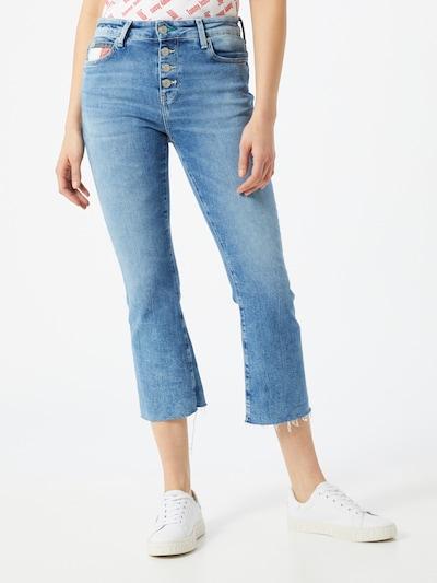 Tommy Jeans Jeans 'KATIE' in blue denim, Modelansicht