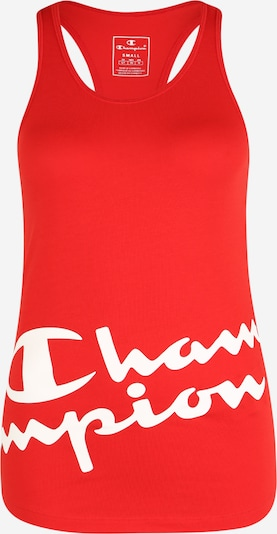 Champion Authentic Athletic Apparel Sporttop in rot / weiß, Produktansicht