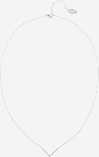 Orelia Kæde 'Clean V' i sølv, Produktvisning