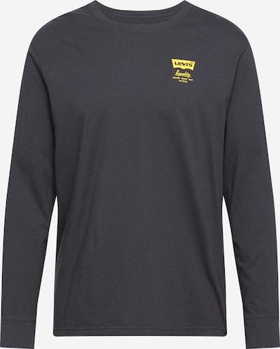 LEVI'S Shirt in gelb / schwarz, Produktansicht