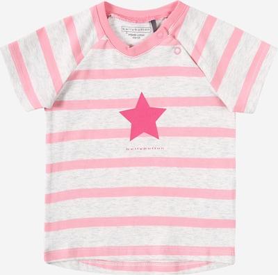 szürke melír / rózsaszín BELLYBUTTON Póló: Elölnézet