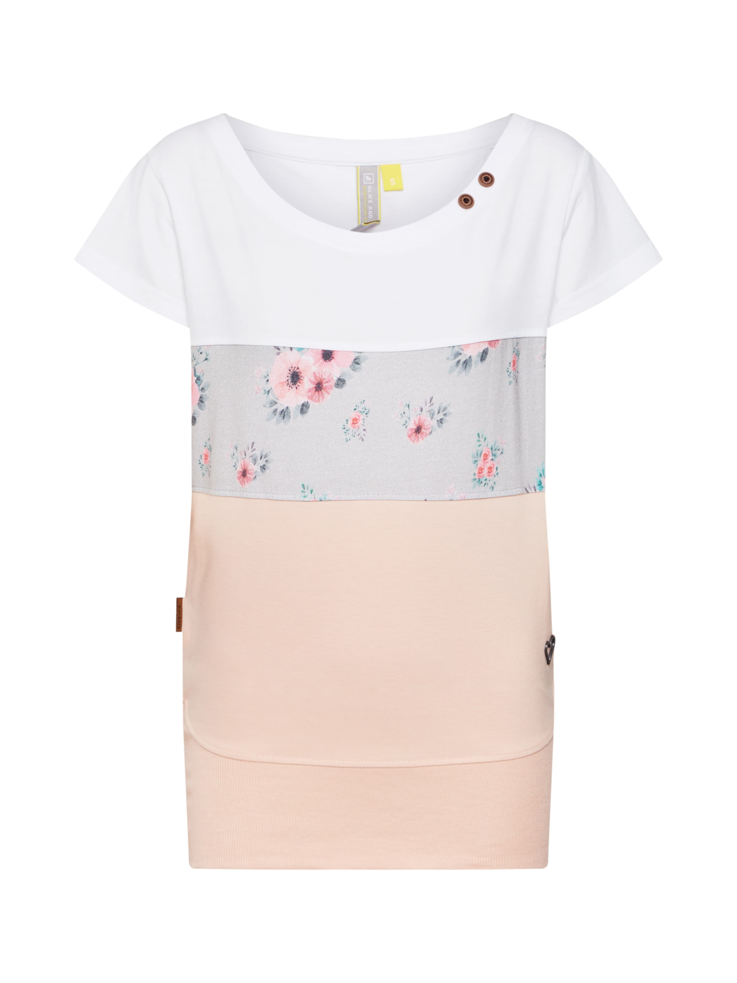 'clea' RoseBlanc Alife And T En shirt Kickin ZuPOikX