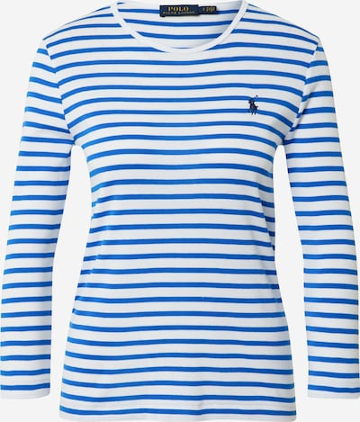POLO RALPH LAUREN Tričko - modrá / bílá, Produkt