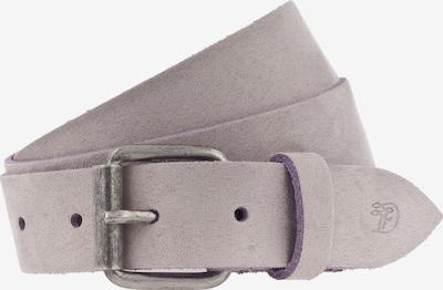 TOM TAILOR DENIM Ceinture en violet pastel, Vue avec produit