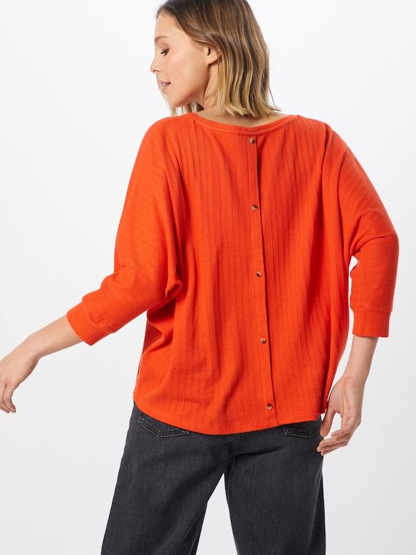 Tailor Denim T Rouge shirt En Orangé Tom 1FJclK