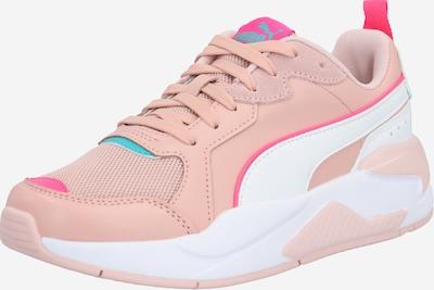 PUMA Tenisky - pink / bílá: Pohled zepředu