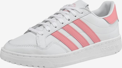 ADIDAS ORIGINALS Sneakers 'Court Novic' in de kleur Pink / Wit, Productweergave
