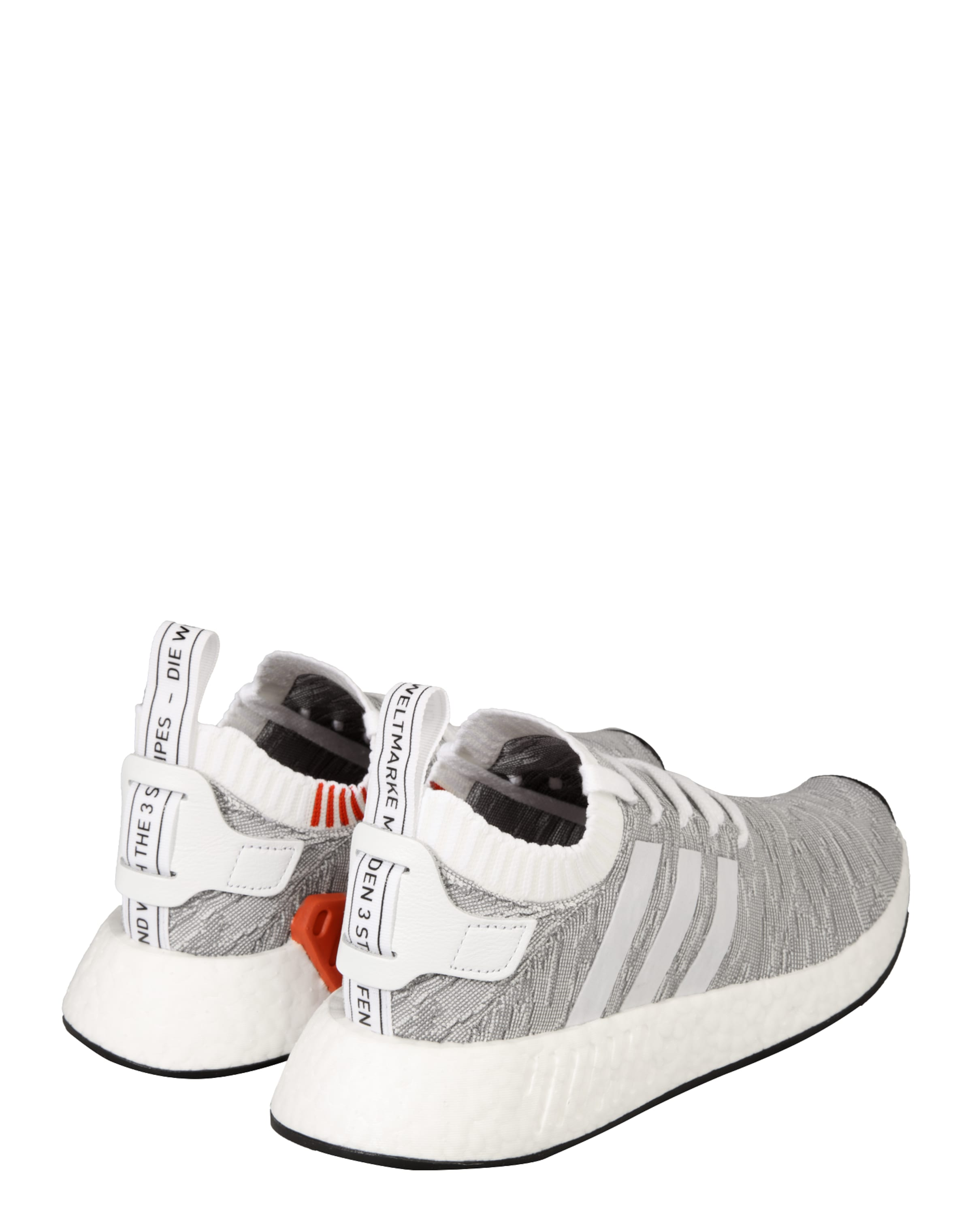 Laag Originals Sneakers Lichtgrijs Adidas In Sinaasappel wFAqHU