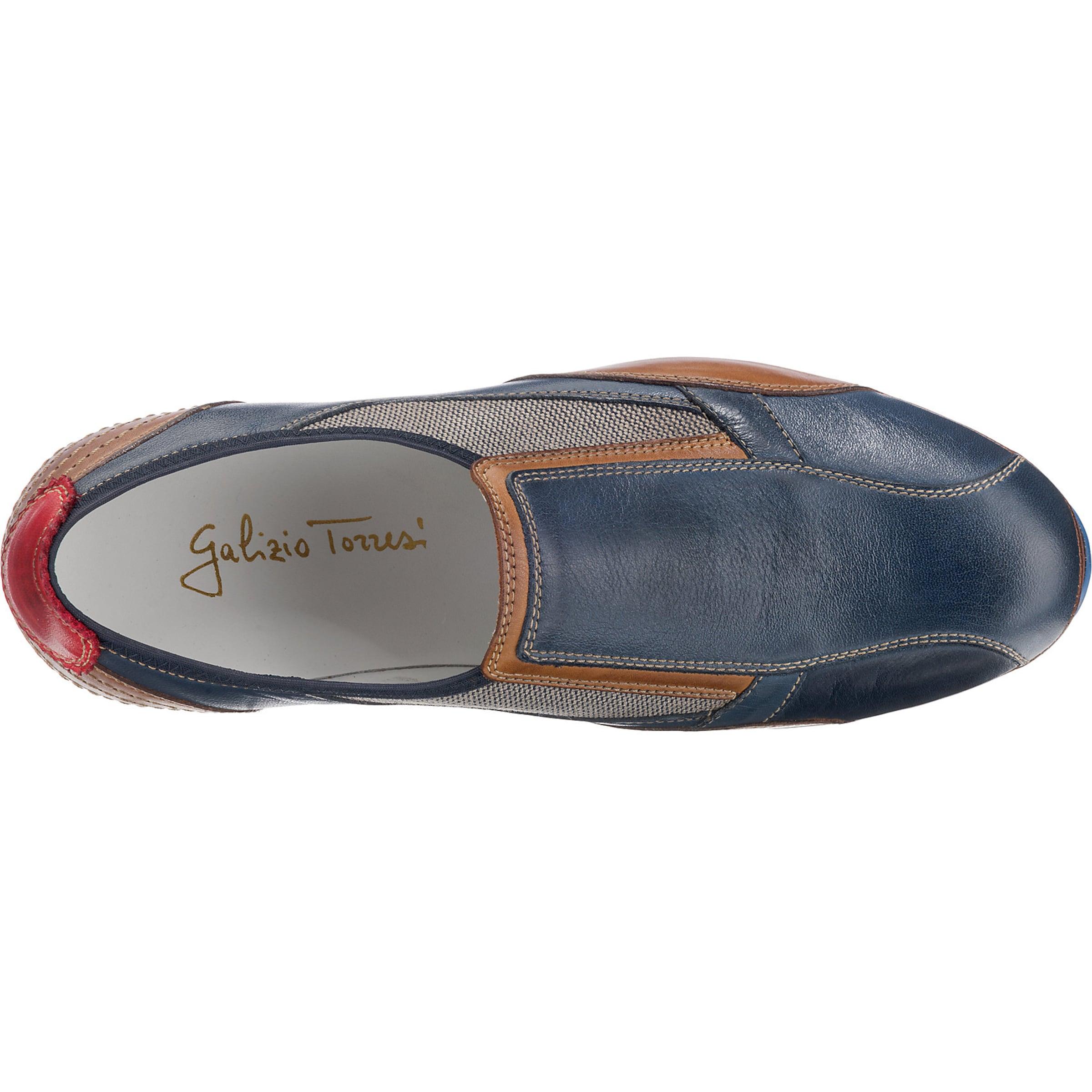 Galizio Galizio Galizio Torresi Slipper 'Amalfi Leder, Textil Wilde Freizeitschuhe b6c88e