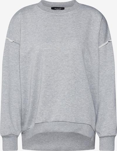SISTERS POINT Sweatshirt 'MAI-L.SW' in grau, Produktansicht