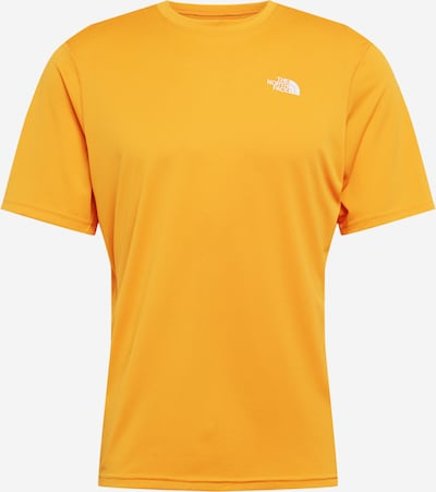 THE NORTH FACE Functioneel shirt in de kleur Sinaasappel, Productweergave