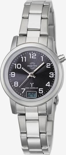 Master Time MASTER TIME Funkuhr »Basic, MTLA-10695-21M« in silber, Produktansicht