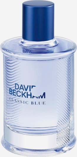 David Beckham Eau de Toilette in blau, Produktansicht