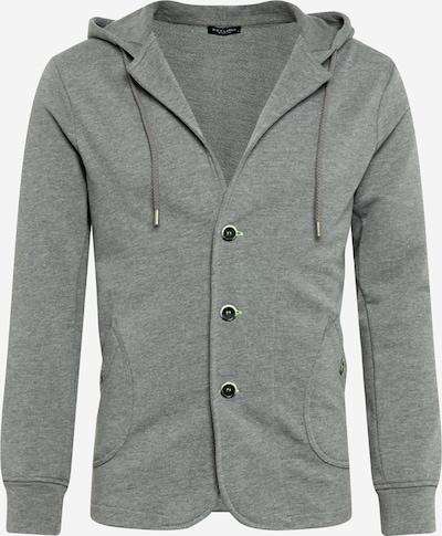 Key Largo Veste de survêtement 'MSW FINSBURY jacket' en gris, Vue avec produit