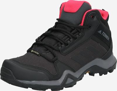 ADIDAS PERFORMANCE Trekkingstiefel 'TERREX AX3 MID GTX W' in pink / schwarz, Produktansicht