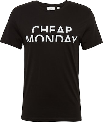 CHEAP MONDAY T-Shirt 'Standard tee Spliced cheap'