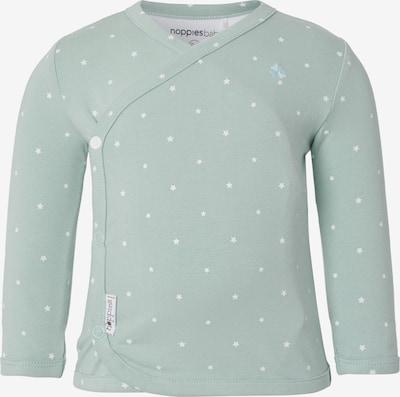 Noppies Langarmshirt in mint, Produktansicht