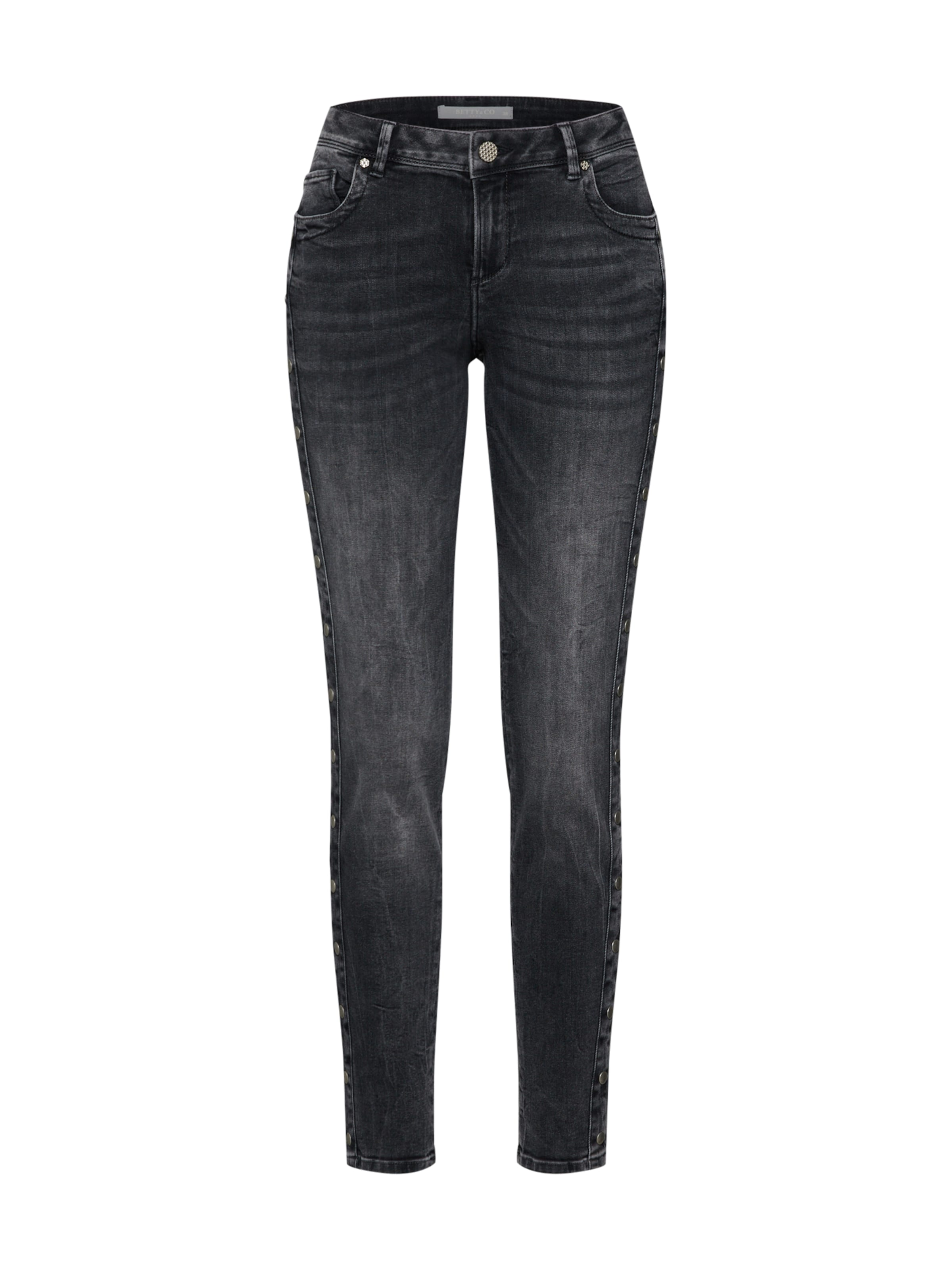 Dunkelgrau Co Jeans Bettyamp; In Bettyamp; In Co Jeans Dunkelgrau KT1JclF3