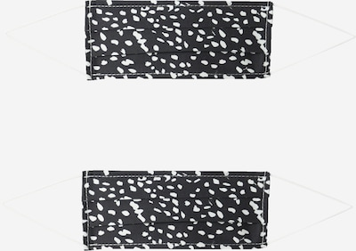 Zwillingsherz Shawl '2er Pack Dotty' in Black / White, Item view