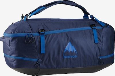 BURTON Weekendtas in de kleur Donkerblauw, Productweergave