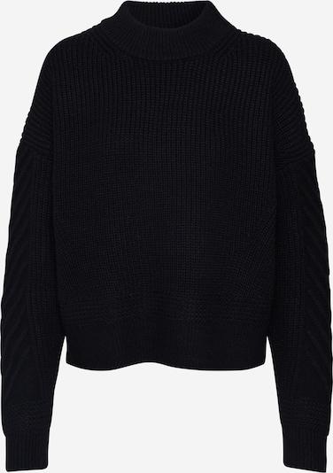 G-Star RAW Pullover 'Weet r knit wmn l\s' in schwarz, Produktansicht