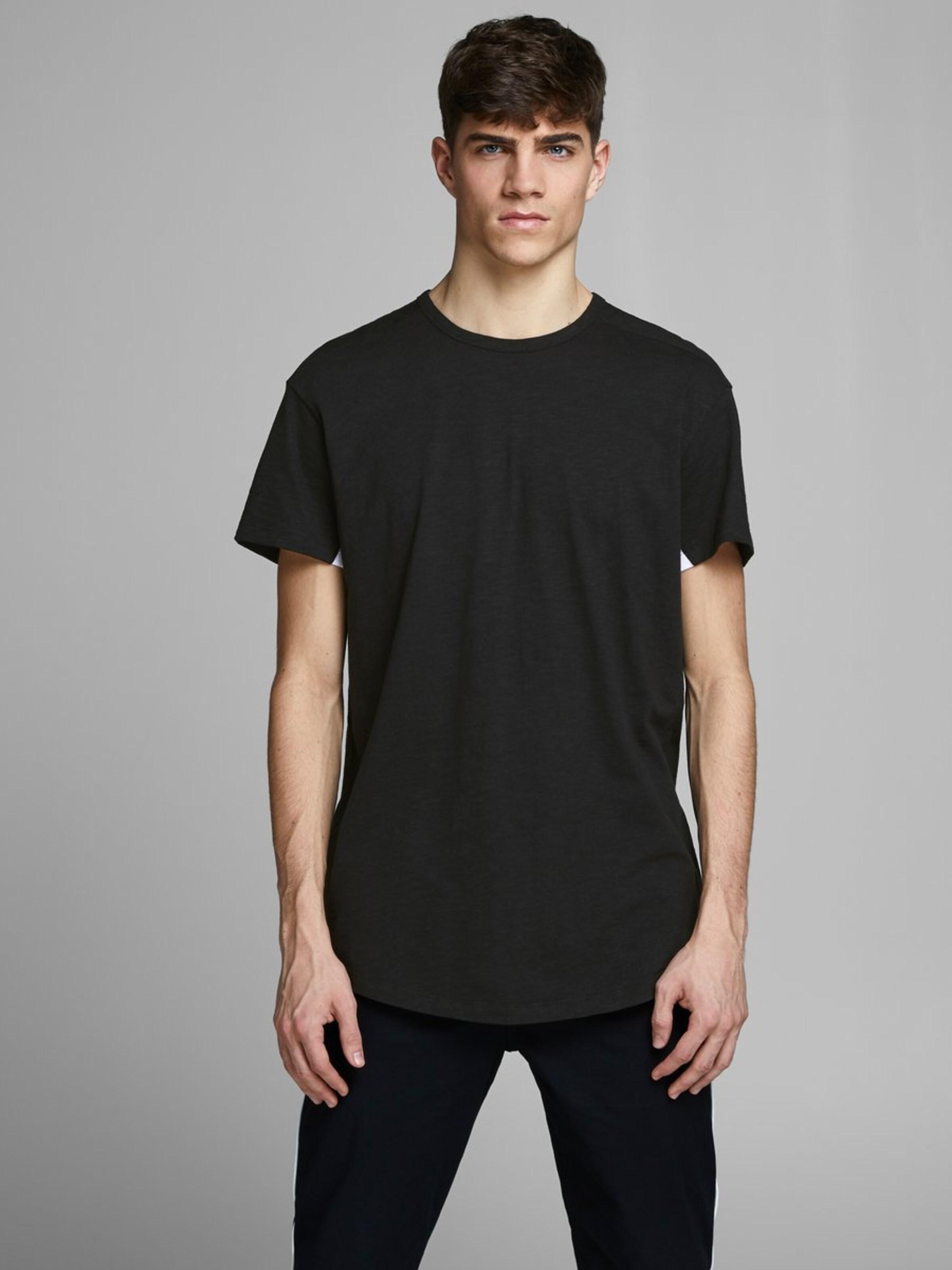 shirt Schwarz Jones In T Jackamp; TwOkuiPXZ