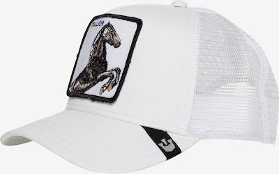 GOORIN Bros. Gorra 'stallion' en blanco, Vista del producto