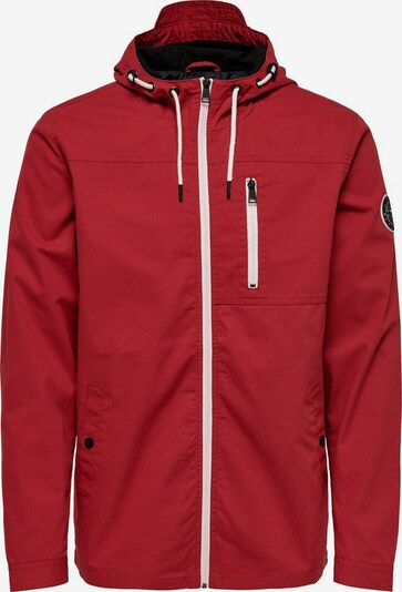 Only & Sons Jacke in rot, Produktansicht