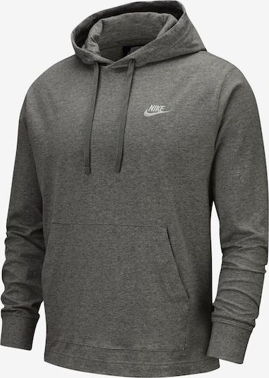 NIKE Hoodie ' Sportswear Club Fleece ' in grau, Produktansicht