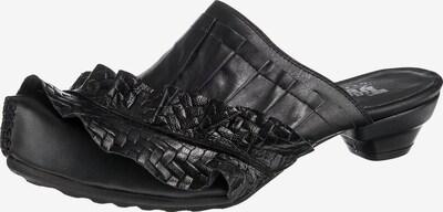 TIGGERS Clogs 'Lore' in schwarz, Produktansicht