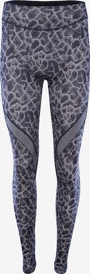 SHOCK ABSORBER Sport-Leggings 'Active' in silbergrau, Produktansicht