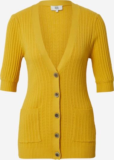 Noa Noa Cardigan in gelb, Produktansicht