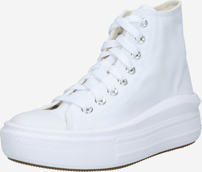 CONVERSE Sneakers high 'CHUCK TAYLOR ALL STAR MOVE - HI' in White, Item view